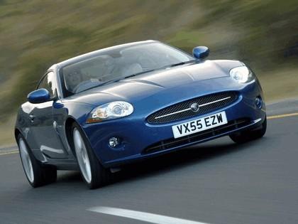2007 Jaguar XK UK version 23