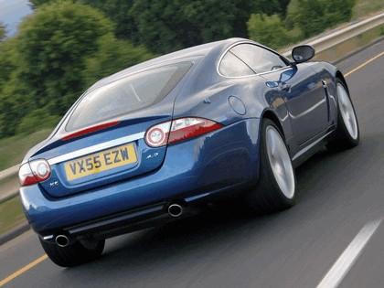 2007 Jaguar XK UK version 24