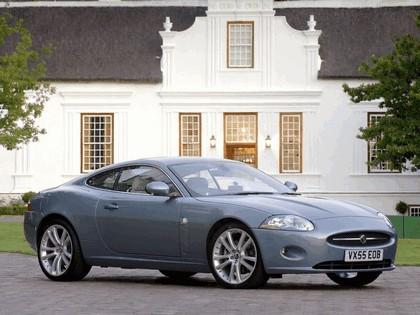 2007 Jaguar XK UK version 28