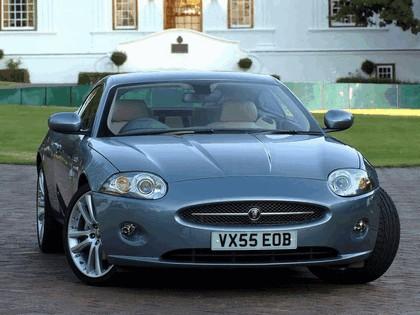 2007 Jaguar XK UK version 29