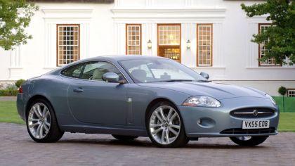 2007 Jaguar XK UK version 3