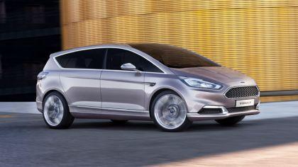 2014 Ford S-MAX Vignale concept 9