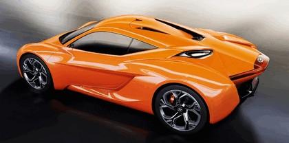 2014 Hyundai PassoCorto sports coupé concept 3