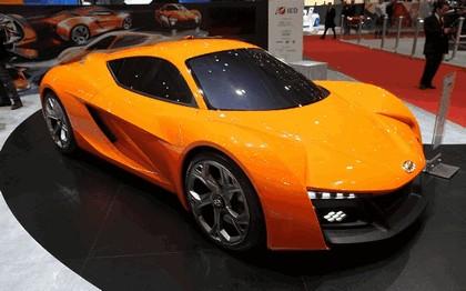 2014 Hyundai PassoCorto sports coupé concept 4