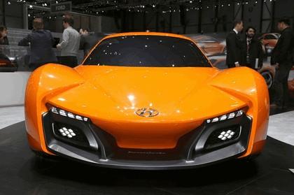 2014 Hyundai PassoCorto sports coupé concept 5