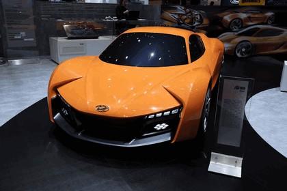 2014 Hyundai PassoCorto sports coupé concept 7