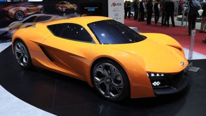 2014 Hyundai PassoCorto sports coupé concept 9
