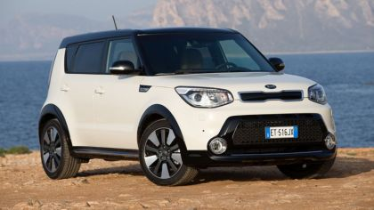 2014 Kia Soul - Europe version 8