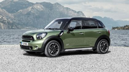 2014 Mini Countryman Cooper SD 3