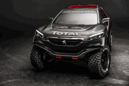 2014 Peugeot 2008 DKR 1