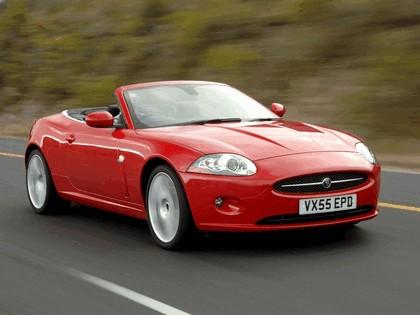 2007 Jaguar XK convertible UK version 3