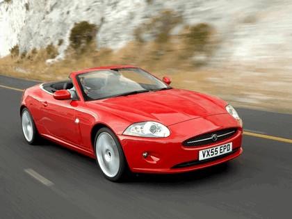 2007 Jaguar XK convertible UK version 4