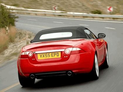 2007 Jaguar XK convertible UK version 6