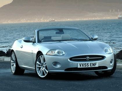 2007 Jaguar XK convertible UK version 17