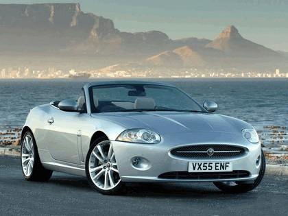 2007 Jaguar XK convertible UK version 18