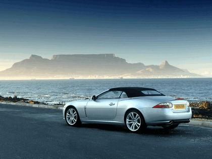 2007 Jaguar XK convertible UK version 22