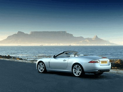 2007 Jaguar XK convertible UK version 23