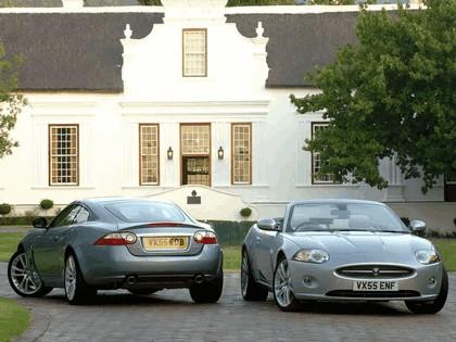 2007 Jaguar XK convertible UK version 26