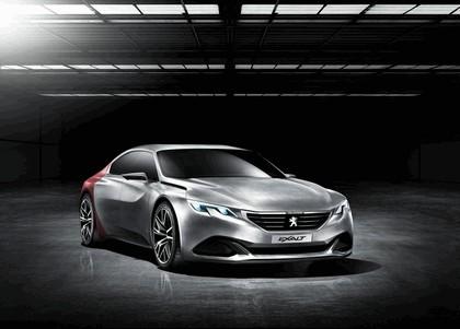 2014 Peugeot Exalt concept 1