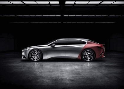 2014 Peugeot Exalt concept 2
