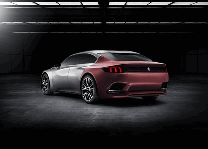 2014 Peugeot Exalt concept 3