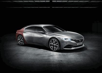 2014 Peugeot Exalt concept 4