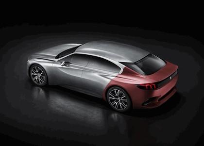 2014 Peugeot Exalt concept 5