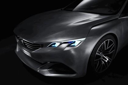 2014 Peugeot Exalt concept 6