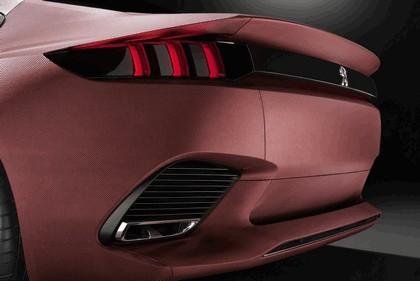 2014 Peugeot Exalt concept 8
