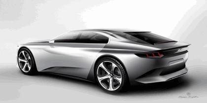 2014 Peugeot Exalt concept 9