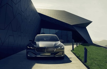 2014 BMW Vision Future Luxury concept 5