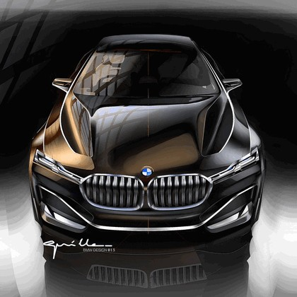 2014 BMW Vision Future Luxury concept 36