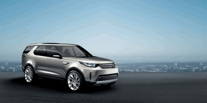 2014 Land Rover Discovery Vision concept 1