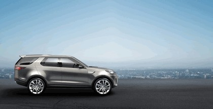 2014 Land Rover Discovery Vision concept 2