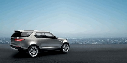 2014 Land Rover Discovery Vision concept 3