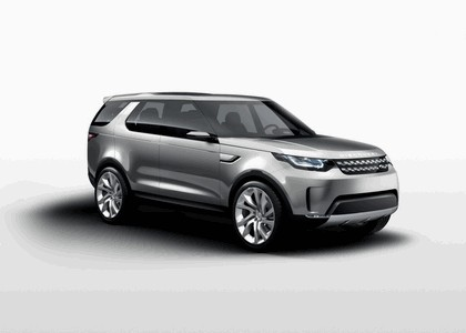 2014 Land Rover Discovery Vision concept 4