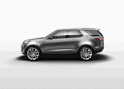 2014 Land Rover Discovery Vision concept 5