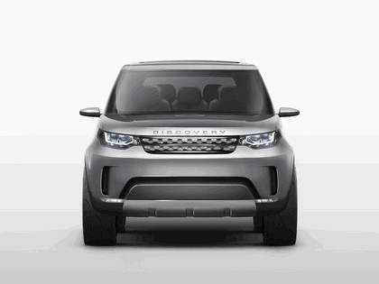2014 Land Rover Discovery Vision concept 7