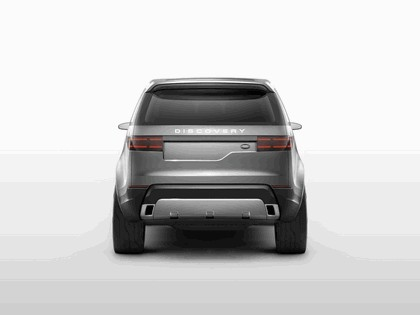 2014 Land Rover Discovery Vision concept 9
