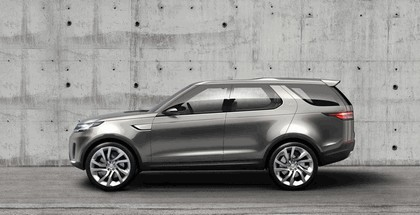 2014 Land Rover Discovery Vision concept 10