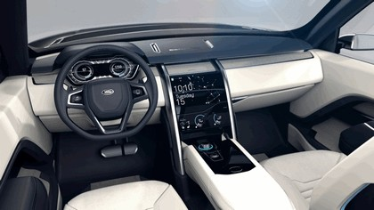 2014 Land Rover Discovery Vision concept 14