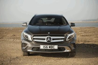 2014 Mercedes-Benz GLA 200 CDI - UK version 1
