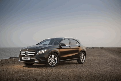 2014 Mercedes-Benz GLA 200 CDI - UK version 6