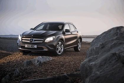 2014 Mercedes-Benz GLA 200 CDI - UK version 8