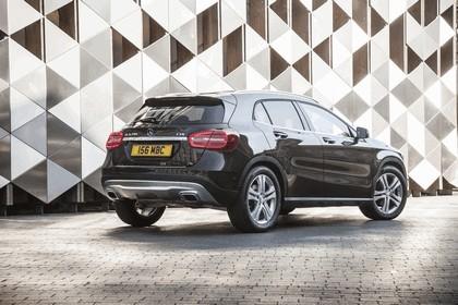 2014 Mercedes-Benz GLA 200 CDI - UK version 12