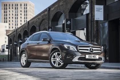 2014 Mercedes-Benz GLA 200 CDI - UK version 13