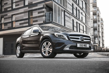 2014 Mercedes-Benz GLA 200 CDI - UK version 15