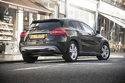 2014 Mercedes-Benz GLA 200 CDI - UK version 16