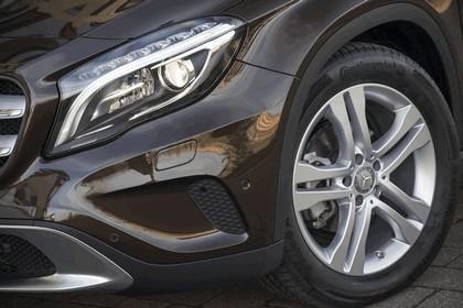 2014 Mercedes-Benz GLA 200 CDI - UK version 23