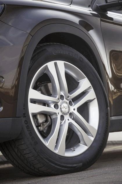 2014 Mercedes-Benz GLA 200 CDI - UK version 24